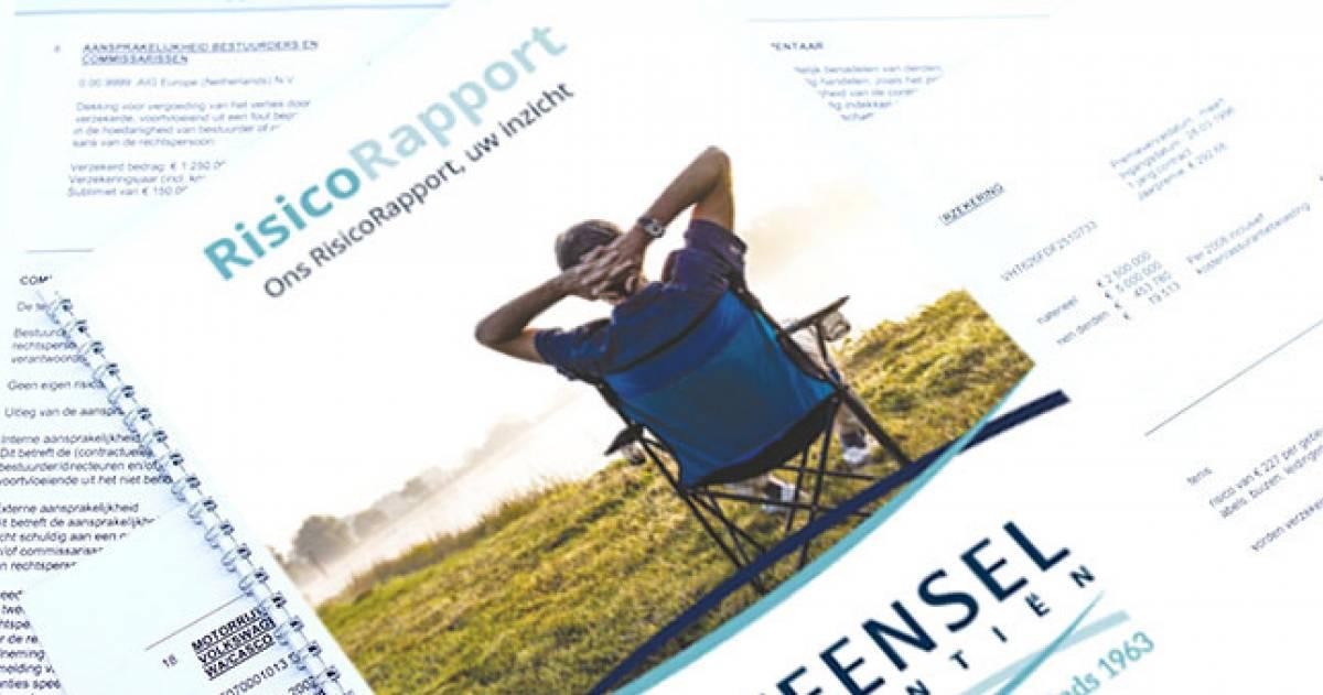 Van Steensel - Risico rapport